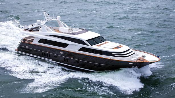 Van der Valk motor yacht Jangada sold