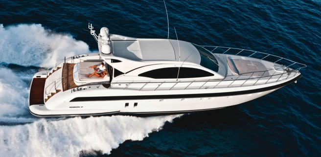 Price Reduction : MANGUSTA 72