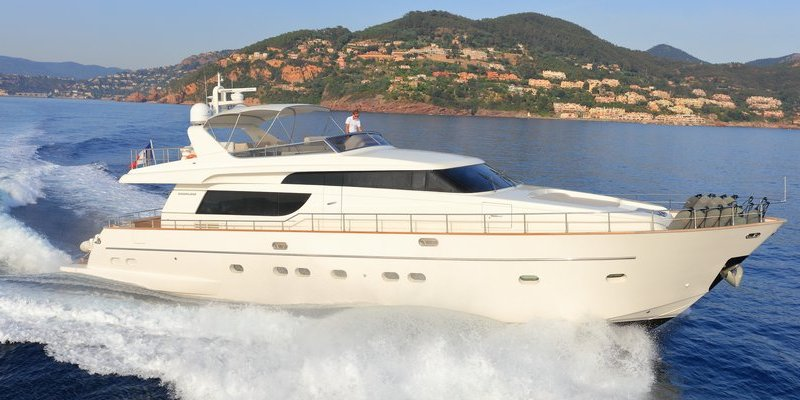 SAN LORENZO 72 available for sale