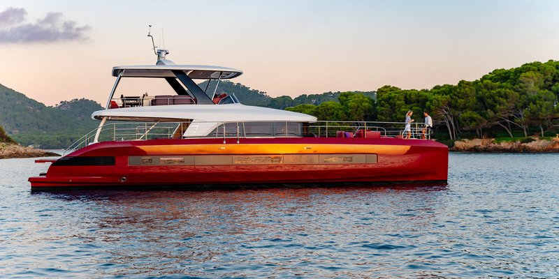 LAGOON Sixty 7 - New photos available