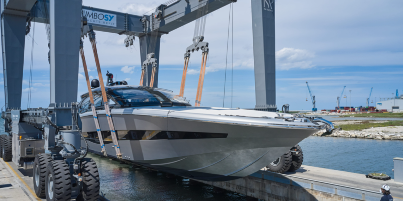 ISA Super Sportivo 100ft GTO has been launched