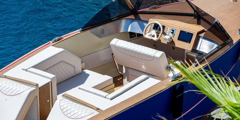 Lanéva, le smart boat made in Monaco