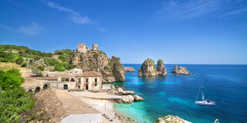 Capri and Sicily