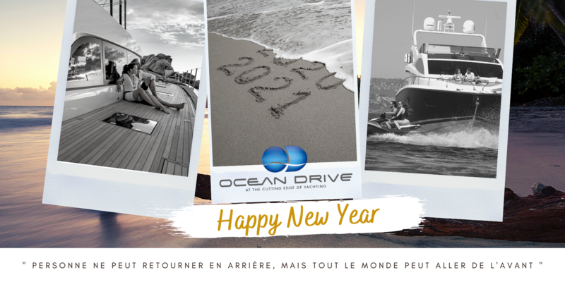 Season's Greetings from Ocean Drive