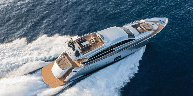 Pershing 92 for sale