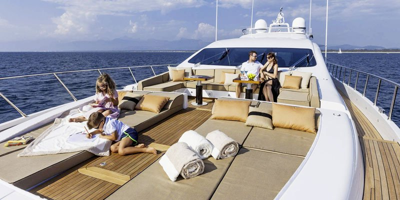 How to successfully rent a yacht