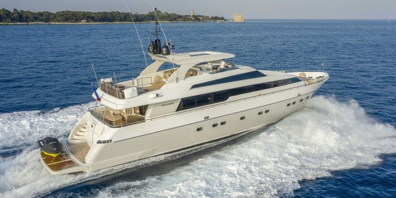 SAN LORENZO SL88' - For sale