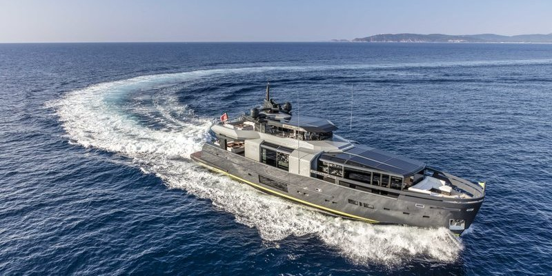 RJ FINALIST at Boat International Design & Innovation Awards 2019