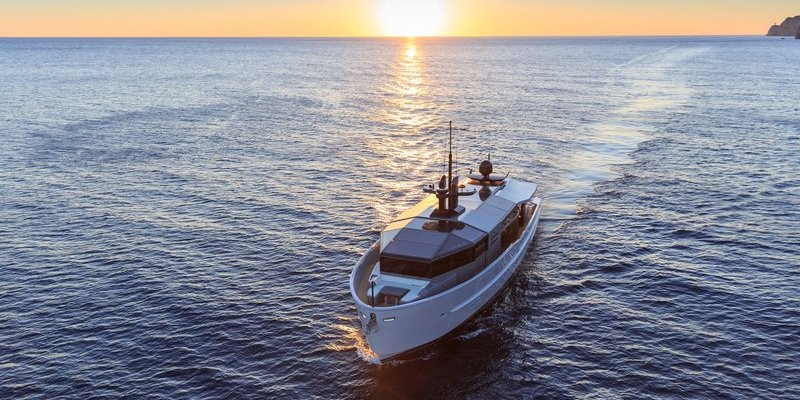 Brokerage : ARCADIA YACHTS 85 (2017)