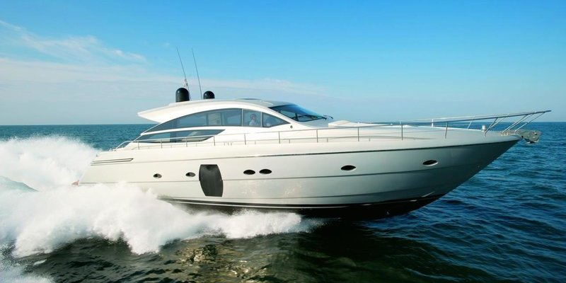 Price Reduction : Pershing 64