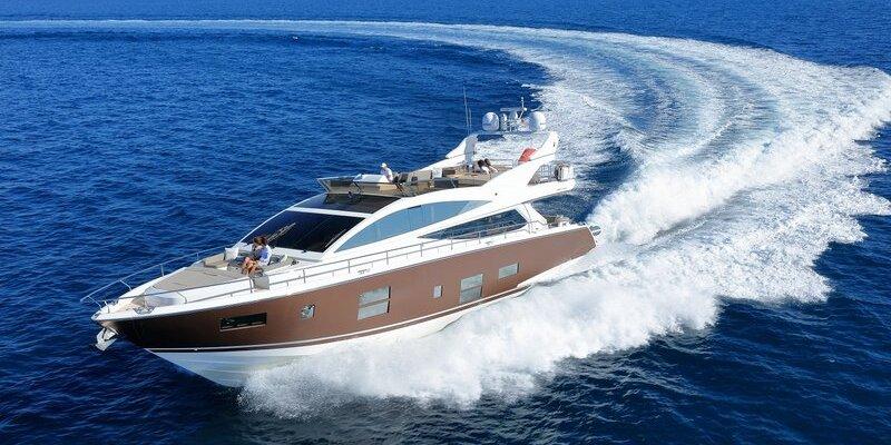 Brokerage : Pearl Yachts 75