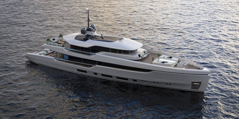 SOLD THE FIRST COLUMBUS ATLANTIQUE 43