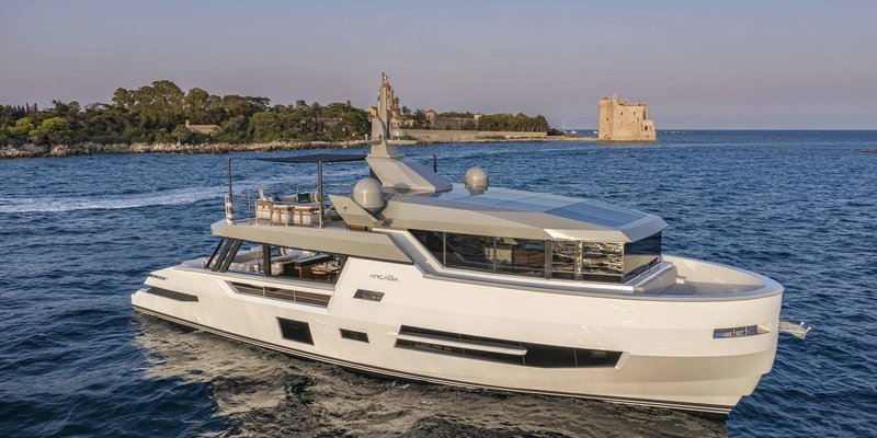 Sherpa XL: Inside the 23.9 Metre Arcadia Superyacht