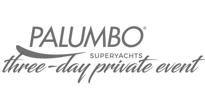 PALUMBO Superyachts Three-days Private Event Invitation