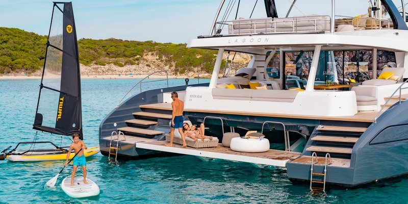 Ocean Drive & Lagoon at Cannes Yachting Festival 2019