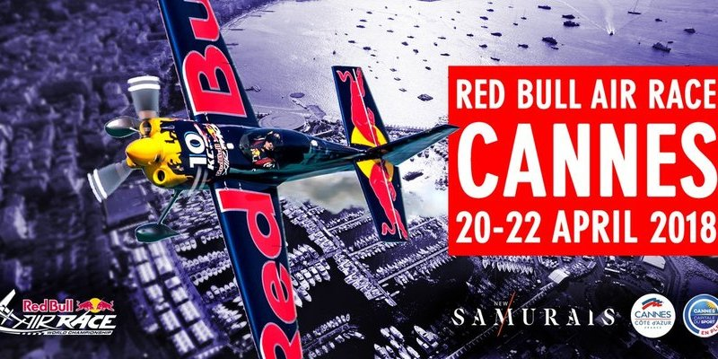 Red Bull Air Race - Cannes