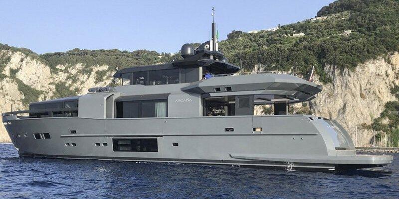 Nouveau CA Charter - Arcadia 105' - SEA CORAL II