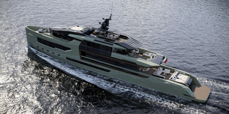 New Arcadia Yachts Designs