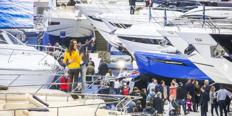 Ocean Drive & Arcadia Yachts au BOOT Dusseldorf 2020