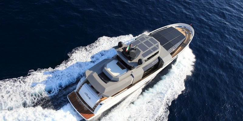 Price Reduction : Arcadia 100 - M/Y ARIA S