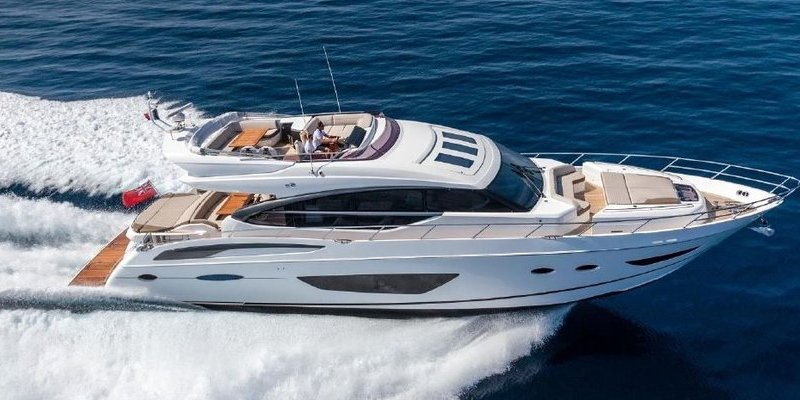 PRINCESS 72S - Brokerage